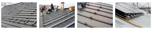 屋根工事のプロだからできる屋根に穴を開けない安心工法