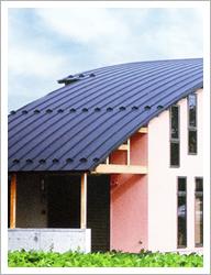 軽くて地震に強い素材の屋根ガルバリウム